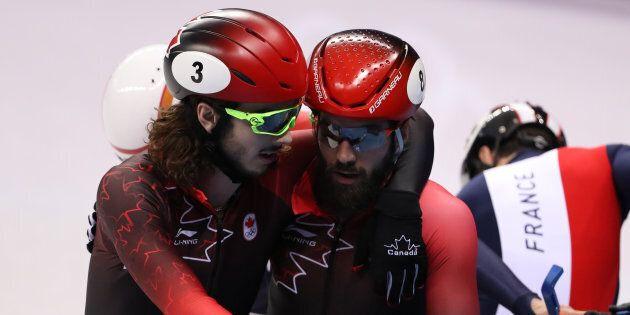 Samuel Girard accède à la finale du 1000m; Charles Hamelin est