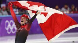 Kim Boutin remporte la médaille de bronze du 1500