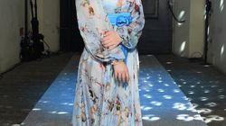 À la Fashion Week de Milan, la nièce de la princesse Diana a défilé pour la marque Dolce &