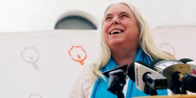 Manon Massé sera candidate au poste de première