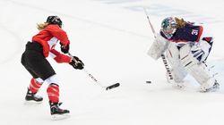 Meghan Agosta: hockeyeuse pour le Canada, mais aussi policière à