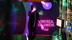 Montréal en lumière, ça