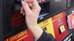 Encore une forte hausse du prix de l'essence à
