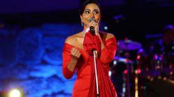 Une chanteuse égyptienne condamnée à six mois de prison pour une mauvaise