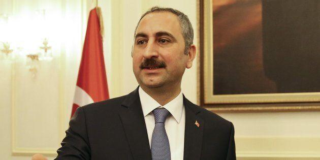 Le ministre de la Turquie, Abdulhamit