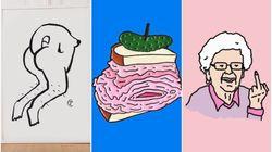 18 illustrateurs d'ici à suivre sur
