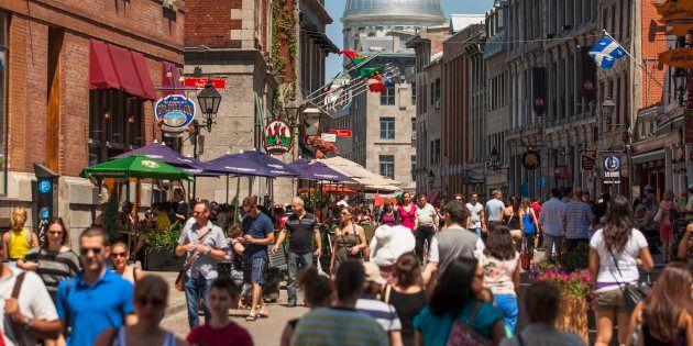 Le tourisme international au Canada atteint un nouveau
