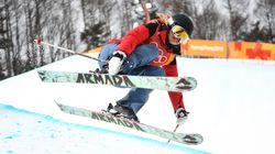 Cette skieuse n'aurait jamais dû être aux Jeux de