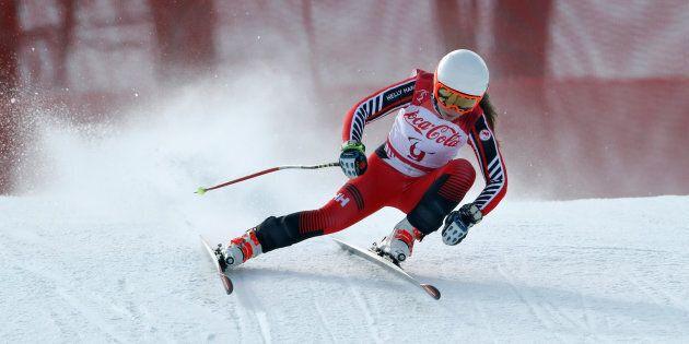 Mollie Jepsen gagne la première médaille canadienne aux Jeux