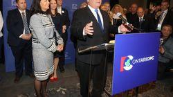 Doug Ford élu chef du Parti progressiste-conservateur en