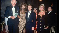 Le couturier Hubert de Givenchy est