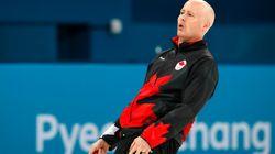 Le Canada ne peut plus espérer mieux que le bronze en curling
