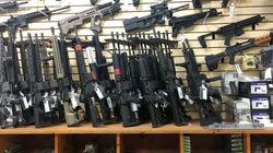 Une importante chaîne de magasins cesse de vendre des fusils d'assaut