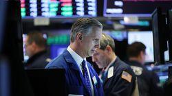 Wall Street termine dans le