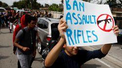 La volonté d'agir de Trump sur les armes semble déjà