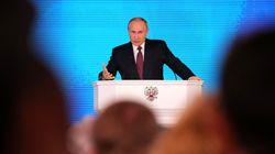 Poutine vante les nouvelles armes nucléaires «indestructibles» de la