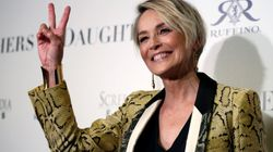 Sharon Stone défend James