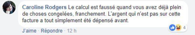 François Lambert digère mal un dossier sur les coûts de