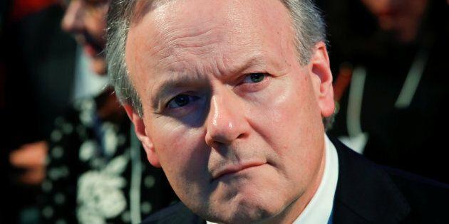Le gouverneur de la Banque du Canada, Stephen