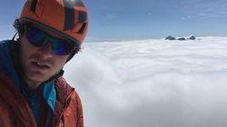L'alpiniste Marc André Leclerc serait décédé en