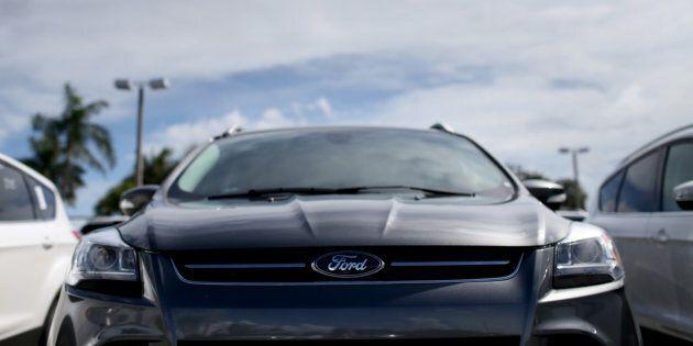 Ford rappelle près de 63 000 voitures au Canada pour un problème de