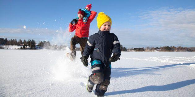 La Finlande pays le plus heureux du
