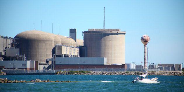 Le Canada compte sur le nucléaire pour réduire son empreinte