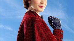 Découvrez la bande-annonce de «Mary Poppins