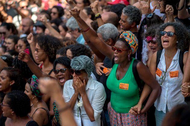 Marielle Franco, une voix des favelas de Rio étouffée par les