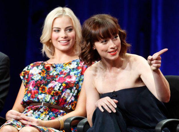Oscars 2018: Karine Vanasse rend hommage à sa bonne amie Margot