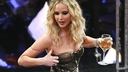 Oscars 2018: Jennifer Lawrence toujours aussi