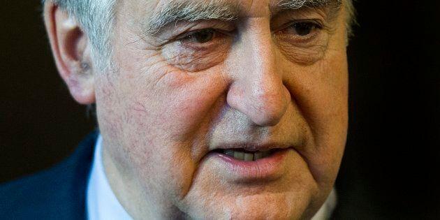 Crise au Bloc québécois: son fondateur Lucien Bouchard «très