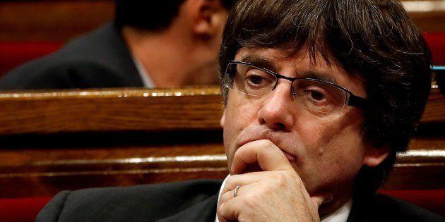 L'Espagne émet des mandats d'arrêt internationaux contre six indépendantistes