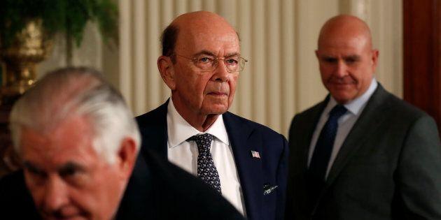 Si Trump veut une guerre commerciale, son secrétaire du Commerce n'en veut