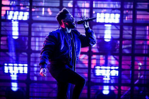 The Weeknd ouvrira les festivités le jeudi, 5 juillet