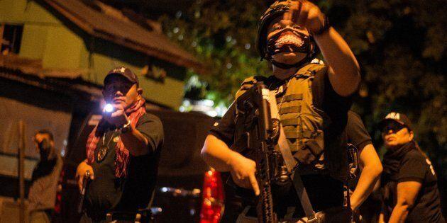 Abattre ceux qui représentent un danger pour l'ordre établi permet une plus grande sécurité, selon la...