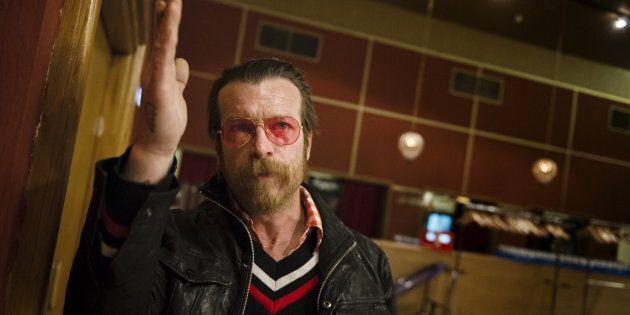 Jesse Hughes, chanteur des Eagles of Death Metal, s'en prend aux manifestants pour le contrôle des