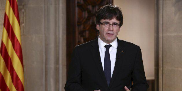 Un Comité de l'ONU enregistre une plainte de Puigdemont sur la violation de ses