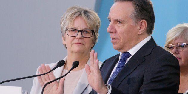 La mairesse de Rivière-des-Prairies évite le «Grand Déblocage» du Parti