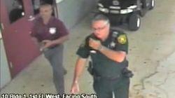 Cette vidéo montre la passivité d'un policier lors de la tuerie de