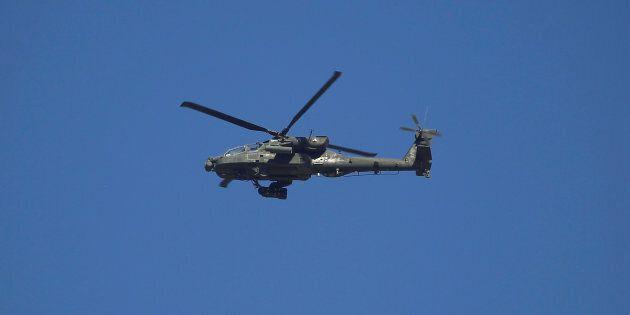 Sept soldats américains tués dans l'écrasement de leur hélicoptère en