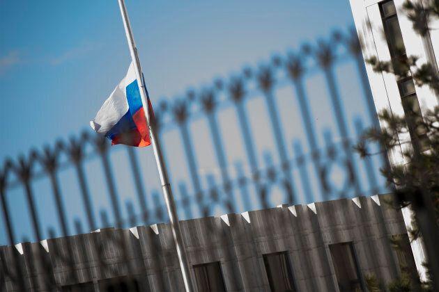 Ambassade russe à