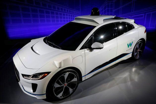 Jaguar se lance dans la voiture 100% autonome avec