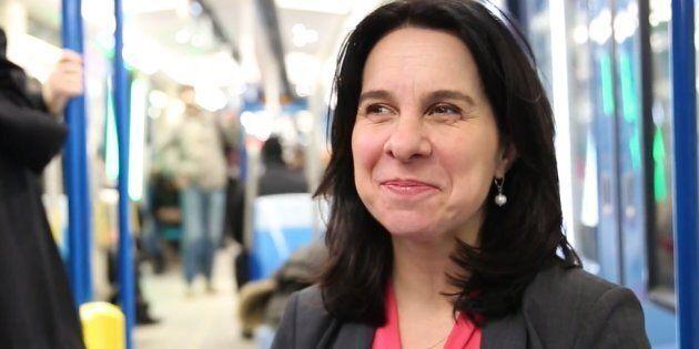 «L'année est loin d'être terminée», fait remarquer la mairesse de Montréal, Valérie