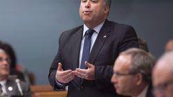 Les libéraux font adopter leur projet de loi sur la taxe