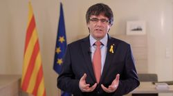 Puigdemont regrette de ne pas avoir proclamé l'indépendance de la Catalogne plus