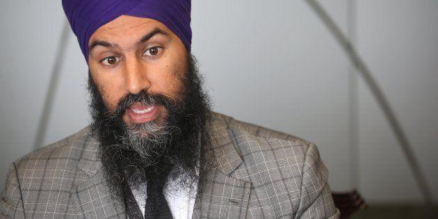 NPD: Jagmeet Singh redonne son poste à un député