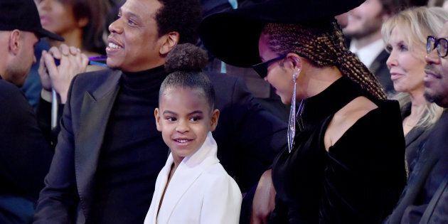 À 6ans, Blue Ivy, la fille de Beyoncé et Jay-Z, dépense déjàdes milliers de dollars aux