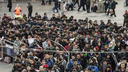 En Chine, les personnes avec une faible «note sociale» ne pourront plus prendre l'avion ou le