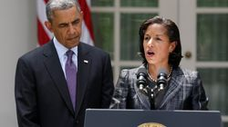 Susan Rice rejoint